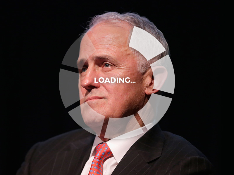 Malcolm Turnbull and internet speeds