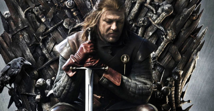 Image result for ned stark king