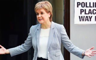 scotland nicola sturgeon