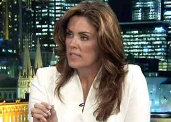 Peta Credlin has lashed out again.