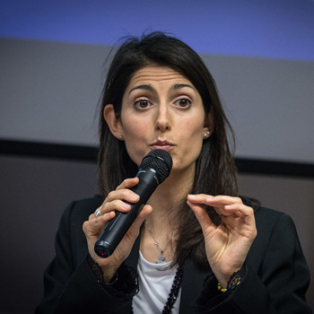 rome female mayor