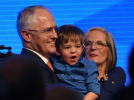 turnbull launch 2016