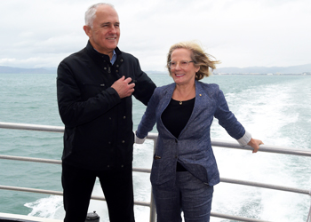 malcolm turnbull lucy turnbull