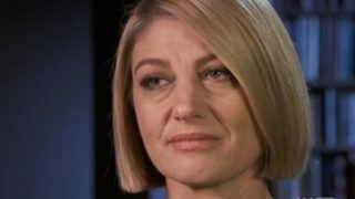 Tara Brown's comeback to 60 Minutes received mixed reviews.