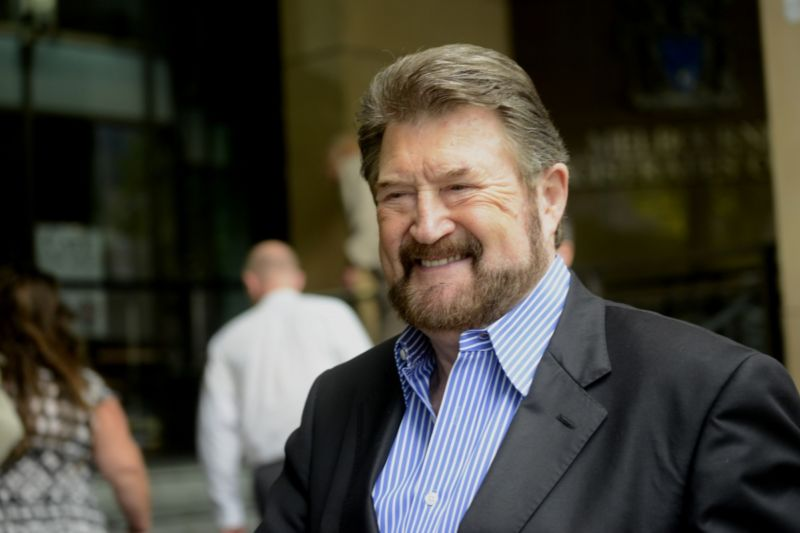 Derryn Hinch has publically butted heads with Pauline Hanson over immigration. Photo: AAP