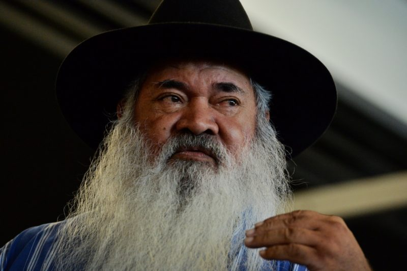 Pat Dodson says the royal commission is not enough. Photo: AAP