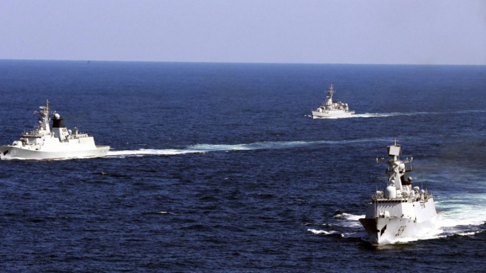 China tells Australia to butt out of South China Sea dispute