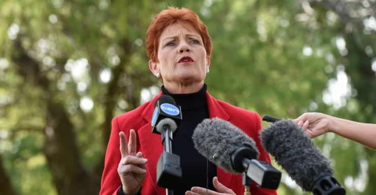Pauline Hanson has called for a royal commission into Islam.