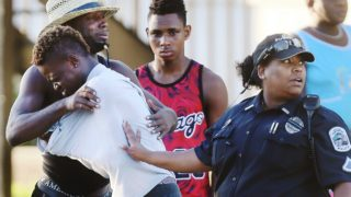 Children as young as 13 are believed to have been caught up in the shooting in Florida. Myers