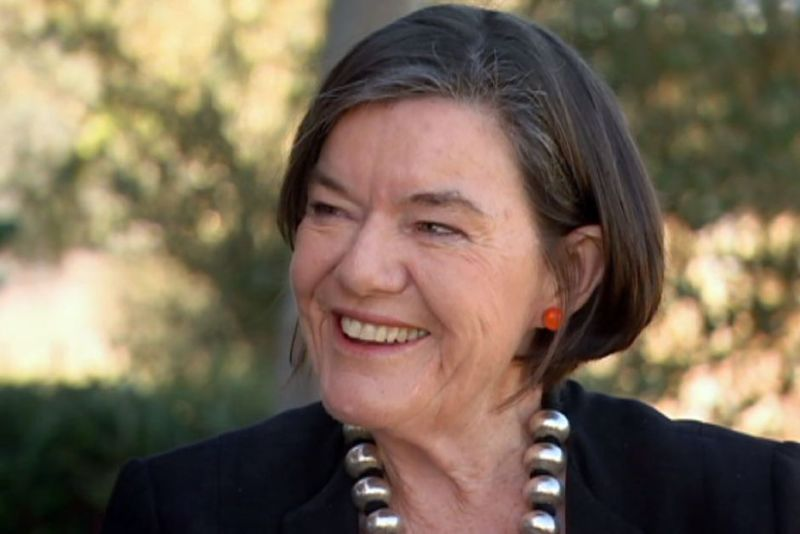 Cathy McGowan says Australia's immigration system should respect international law. Photo: ABC