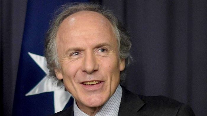 Dr Alan Finkel has recently been vocal on climate change.