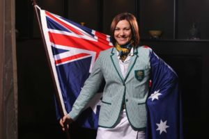 Anna Meares says she always dreamt of being an Olympian growing up.
