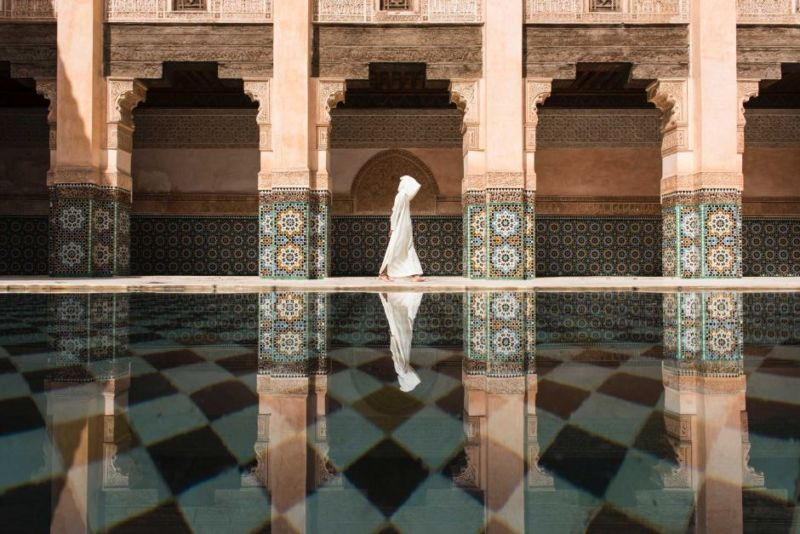 Cities first place — Ben Youssef