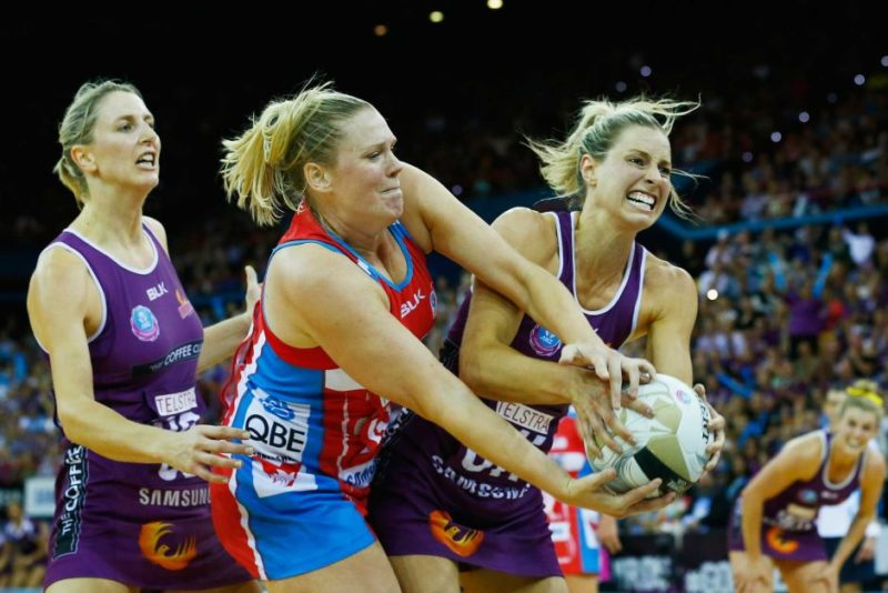 Both teams fought ruthlessly for nearly 80 minutes, with tough defence a feature of a classic grand final.