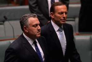 The Abbott government's 2014 budget damaged confidence. Photo: AAP.