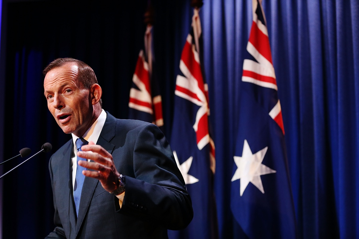 Prime Minister Malcolm Turnbull out, Tony Abbott in, according to Andrew Bolt.
