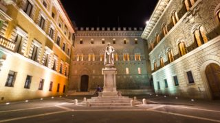 Founded in 1472, Banca Monte dei Paschi di Siena may now be a 'zombie bank'.