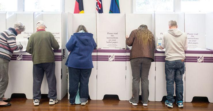 australian voting system