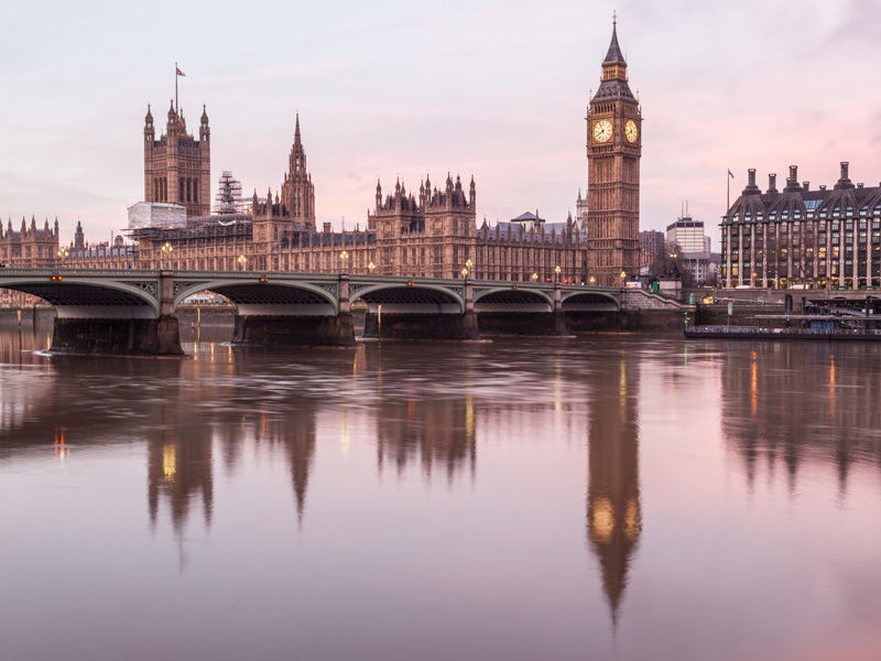 Brexit clouds hang over London's markets. Photo:AAP