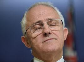 PM Malcolm Turnbull press conf