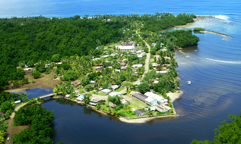 raffle resort micronesia
