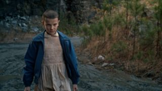Stranger Things is equal parts creepy and nostalgic.