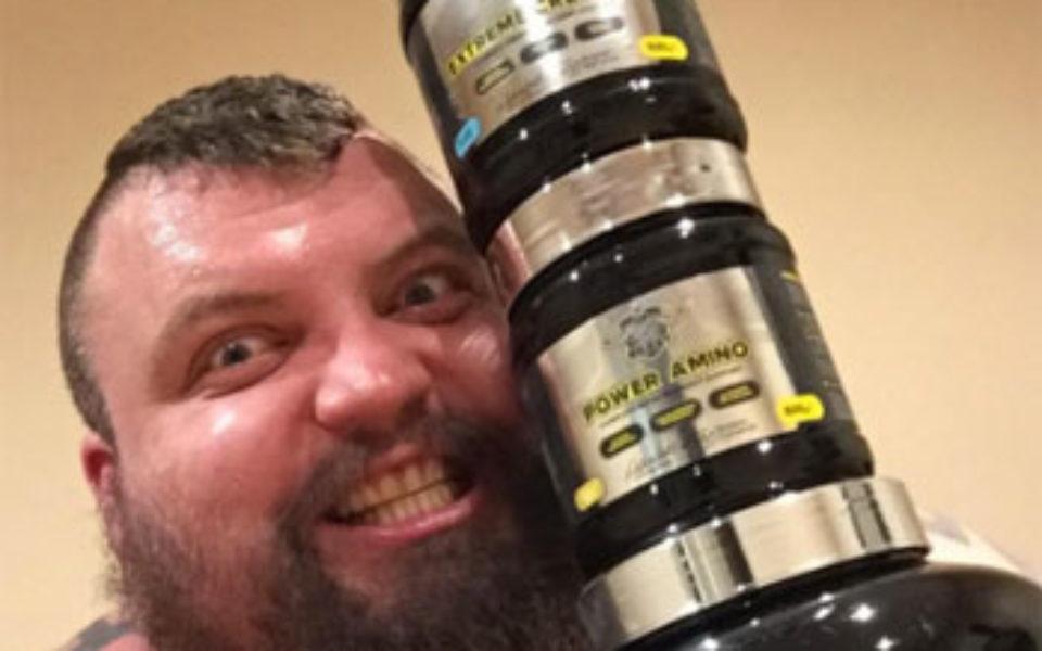 Deadlift world record 'nearly kills' Englishman | The New Daily