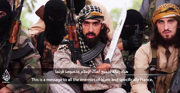 Why Islamic State Hates France The New Daily