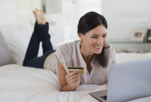 Currency fluctuations make some online shopping a bargain. Photo: Getty.
