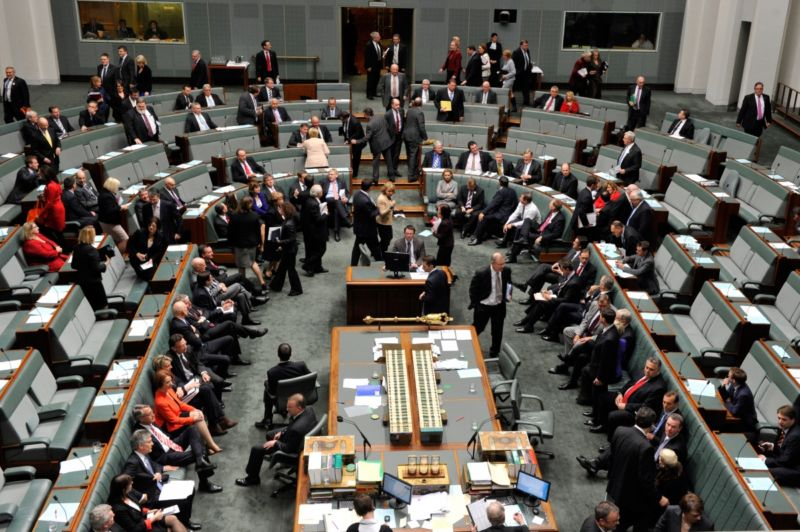 The new parliament will be watched. Photo:AAP