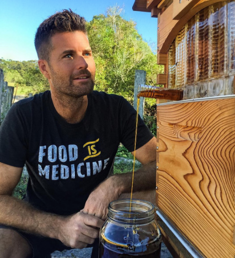 Pete Evans Sunscreen Claim 'irresponsible: Cancer Council