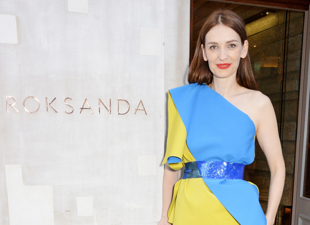 Serbian-born designer Roksanda Ilincic has cracked the international fashion scene. Photo: Getty