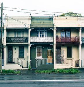 small sydney house