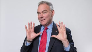 Tim Kaine has had a fascinating journey to Hillary's side.