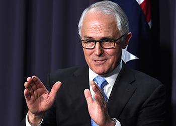 turnbull cabinet reshuffle