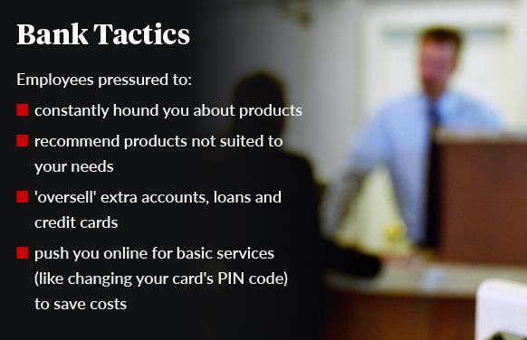 bank tactics