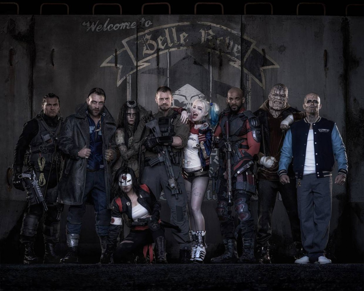 The full Squad in all their glory. Photo: Universal Pictures