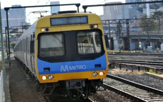 Trains between Richmond and South Yarra have been interrupted.