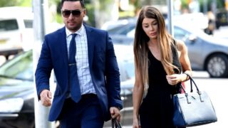 Salim Mehajer has filmed himself making disgusting threats against is estranged wife and her family.