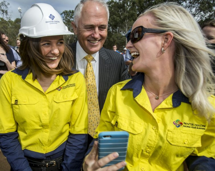 The PM wants to reinstate the Australian Building and Construction Commission with an new initiative to encourage more women to work in construction.