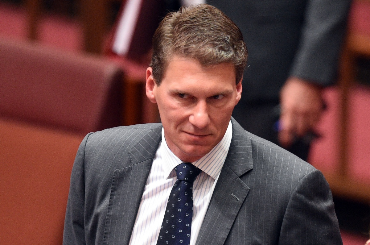 Cory Bernardi has big support for changes to the racial hate laws.