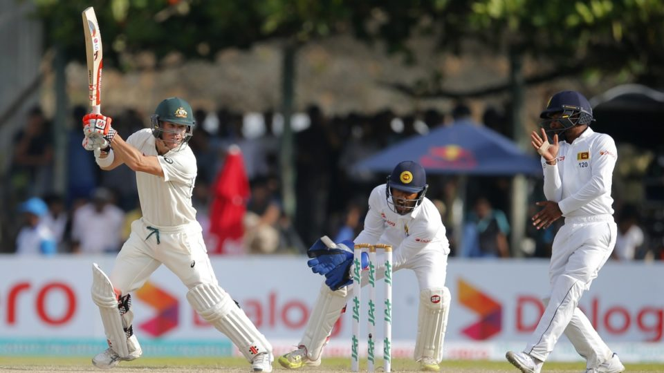 Sri Lanka bat in Galle, Holland makes Australia debut