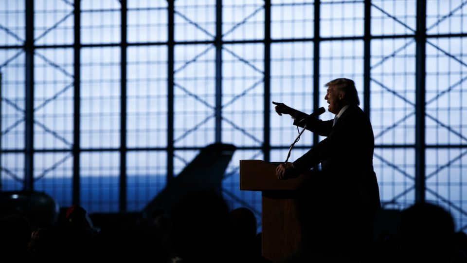 Donald Trump has suddenly endorsed Paul Ryan and two Republican senators seeking re-election.