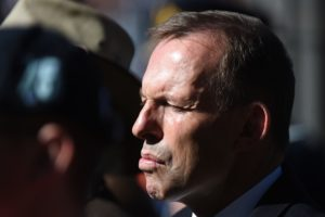 Mr Abbott is trying to test the Prime Minister's leadership.