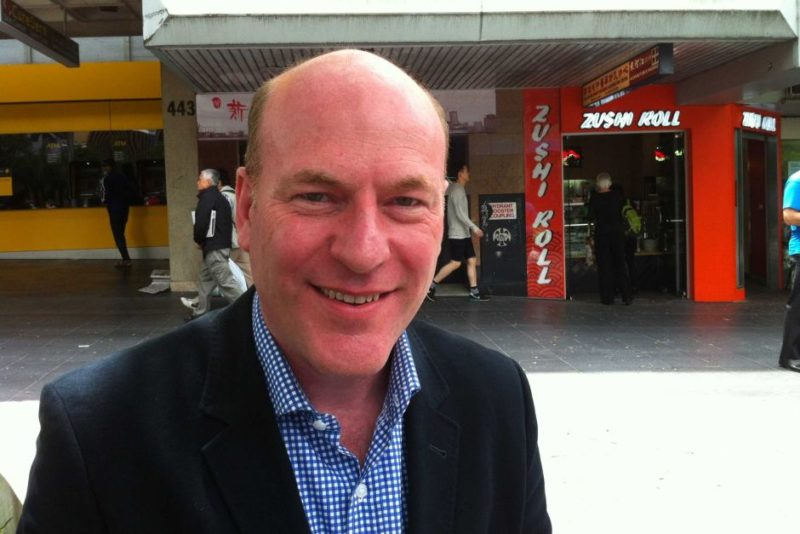 NSW Liberal Party President Trent Zimmerman says no-one has demonstrated where any conflict of interest has arisen. Photo: ABC