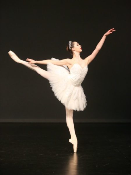 Atkins will use her prize to continue studying at the Dutch National Ballet Academy.