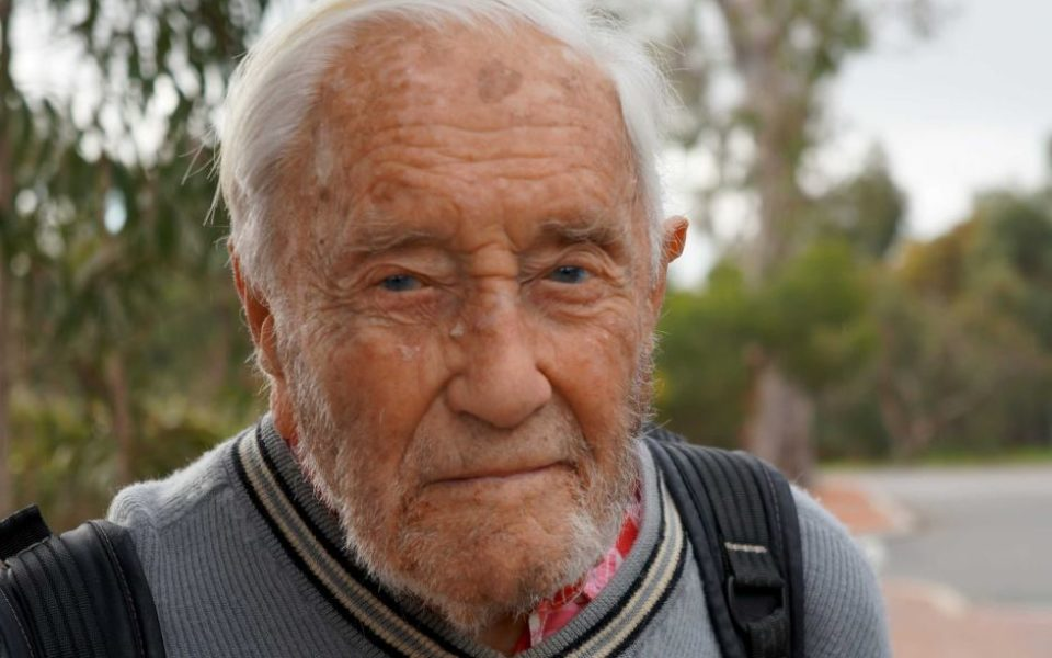Scientist, 102, told to leave university post