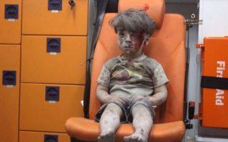 Aleppo Syria Omran Dagneesh
