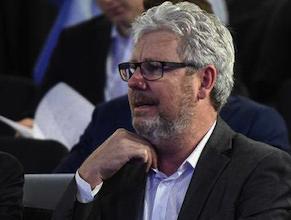 ACTU secretary Dave Oliver: fears 'revolving door' jobs. Photo: AAP.