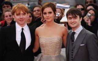 Harry potter main cast